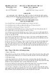 Nghị quyết số 21/2017/NQ-HĐND Tỉnh Quảng Ngãi
