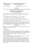 Nghị quyết số 21/2017/NQ-HĐND Tỉnh Quảng Bình