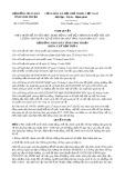Nghị quyết số 12/2017/NQ-HĐND Tỉnh Ninh Thuận