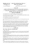 Nghị quyết số 27/2017/NQ-HĐND Tỉnh Quảng Ngãi
