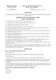 Nghị quyết số 31/2017/NQ-HĐND Tỉnh Ninh Thuận