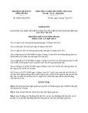 Nghị quyết số 26/2017/NQ-HĐND Tỉnh Yên Bái