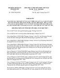 Nghị quyết số 19/2017/NQ-HĐND Tỉnh Phú Yên