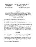 Nghị quyết số 128/2017/NQ-HĐND Tỉnh Đồng Tháp