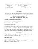 Nghị quyết số 29/2017/NQ-HĐND Tỉnh Sơn La