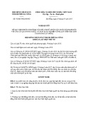 Nghị quyết số 95/2017/NQ-HĐND Thành Phố Đà Nẵng