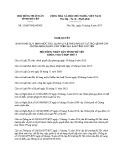 Nghị quyết số 25/2017/NQ-HĐND Tỉnh Phú Yên