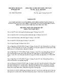 Nghị quyết số 24/2017/NQ-HĐND Tỉnh Phú Yên