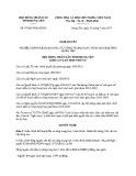 Nghị quyết số 97/2017/NQ-HĐND Tỉnh Hưng Yên