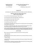 Nghị quyết số 12/2017/NQ-HĐND Tỉnh Tuyên Quang
