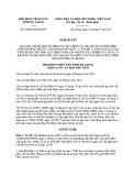 Nghị quyết số 93/2017/NQ-HĐND Tỉnh Hà Giang