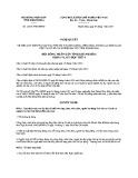 Nghị quyết số 13/2017/NQ-HĐND Tỉnh Khánh Hòa
