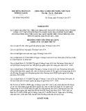 Nghị quyết số 69/2017/NQ-HĐND Tỉnh Hà Giang