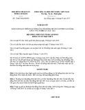 Nghị quyết số 17/2017/NQ-HĐND Tỉnh Cao Bằng