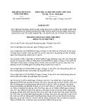 Nghị quyết số 22/2017/NQ-HĐND Tỉnh Vĩnh Phúc