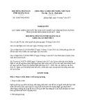 Nghị quyết số 32/2017/NQ-HĐND Tỉnh Quảng Ngãi