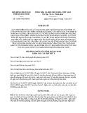 Nghị quyết số 72/2017/NQ-HĐND Tỉnh Quảng Ninh