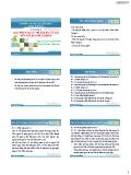 Bài giảng Quản trị rủi ro tài chính: Chương 6 - ThS. Hà Lâm Oanh