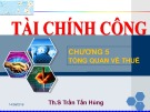 Bài giảng Tài chính công: Chương 5 - Th.S Trần Tấn Hùng