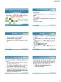Bài giảng Quản trị rủi ro tài chính: Chương 7 - ThS. Hà Lâm Oanh