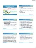 Bài giảng Quản trị rủi ro tài chính: Chương 5 - ThS. Hà Lâm Oanh