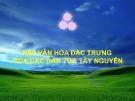 Bài giảng Cơ sở văn hóa Việt Nam: Chương 5.2 - ĐH Thương Mại