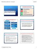 Bài giảng Phát triển sản phẩm mới: Chương 5 - TS. Nguyễn Xuân Trường