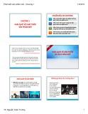 Bài giảng Phát triển sản phẩm mới: Chương 1 - TS. Nguyễn Xuân Trường