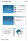 Bài giảng Phát triển sản phẩm mới: Chương 4 - TS. Nguyễn Xuân Trường