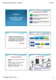 Bài giảng Phát triển sản phẩm mới: Chương 3 - TS. Nguyễn Xuân Trường