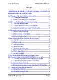 Luận văn tốt nghiệp: Phân tích cấu trúc tài chính và các nhân tố ảnh hưởng đến cấu trúc tài chính của công ty Bảo hiểm PVI Đà Nẵng
