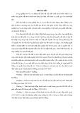 Luận văn tốt nghiệp: Phân tích thống kê tình hình thu hút vốn đầu tư trực tiếp nước ngoài ở thành phố Đà Nẵng giai đoạn 1997-2005