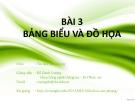 Bài giảng Tin học văn phòng: Bài 3+4 - Đỗ Oanh Cường