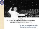 Bài giảng Tư tưởng Hồ Chí Minh: Chương 5 - ĐH Thương Mại