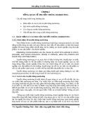 Bài giảng Truyền thông marketing – TS. Nguyễn Thượng Thái
