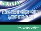 Chuyên đề: Phương trình nghiêm nguyên và kinh nghiệm giải