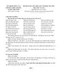 Đề kiểm tra giữa HK 1 môn Ngữ văn lớp 10 năm học 2017-2018 - THPT Chuyên Lương Thế Vinh