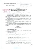 Thông tư số 12/2013/TT-BTNMT