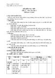 Đề kiểm tra 1 tiết môn Hóa học lớp 8 (tiết 25)