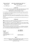 Quyết định số 3568/QD-UBND Tỉnh An Giang