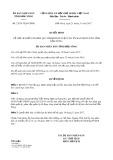 Quyết định số 23/2017/QĐ-UBND Tỉnh Đắk Nông