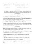 Quyết định số 925/QĐ-UBND Tỉnh Lâm Đồng