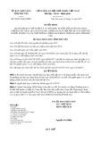 Quyết định số 56/2017/QĐ-UBND Tỉnh Phú Yên