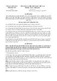Quyết định số 58/2017/QĐ-UBND Tỉnh Phú Yên