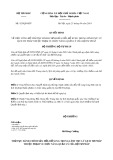 Quyết định số 925/QĐ-BTP năm 2017