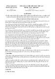 Quyết định số 417/QĐ-UBND năm 2017 Tỉnh Tuyên Quang