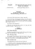 Nghị định số 41/2015/QĐ-CP