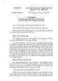 Nghị định số 150/2016/QD-CP