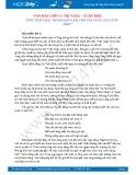 """Tổng hợp 8 bài """"Bình giảng bài thơ Vội vàng của Xuân Diệu"""