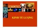 Bài giảng Kinh tế lượng - Th.S Phạm Văn Minh